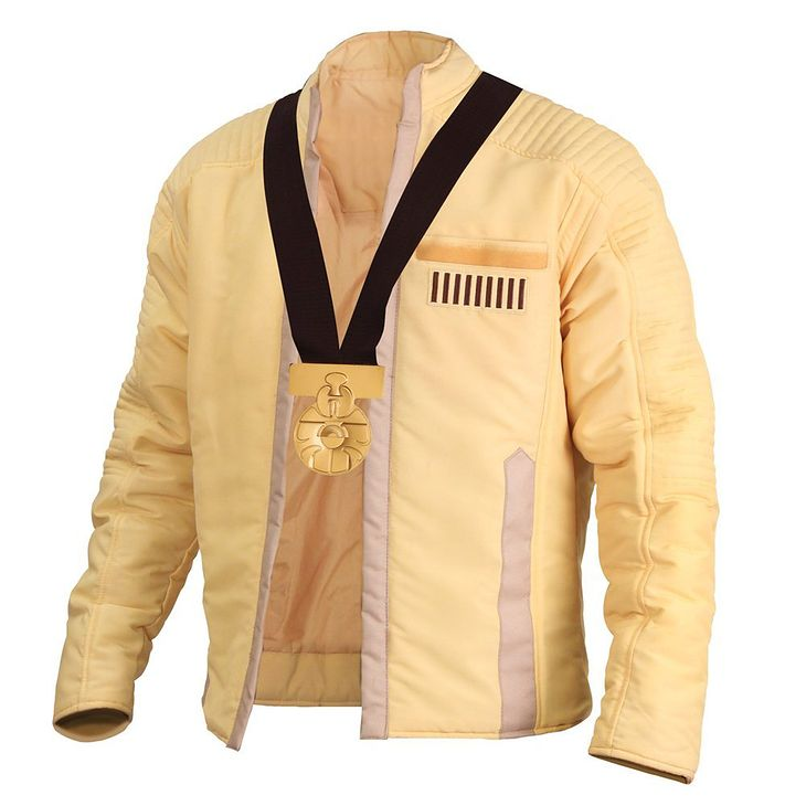 Kurtka Luke'a Skywalkera z ceremonii po bitwie o Yavin już w Amazon!