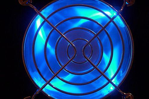 Wentylator (Fot. SXC)