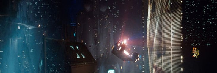 "Los Angeles 2019 w ""Blade Runnerze"" / io9.com"