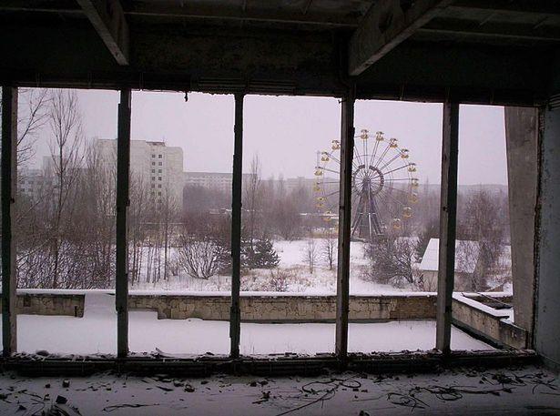 Prypeć (Fot. Kadams1970)