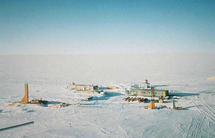Stacja badawcza Wostok