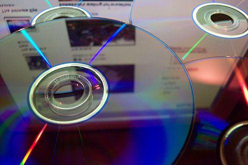 Płyty DVD (Fot. Flickr/C.P.Storm/Lic. CC by)