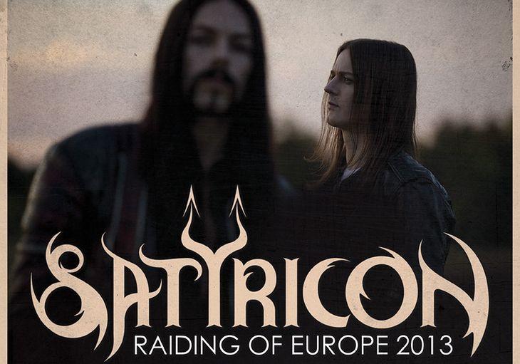 Raiding of Europe 2013 Tour
