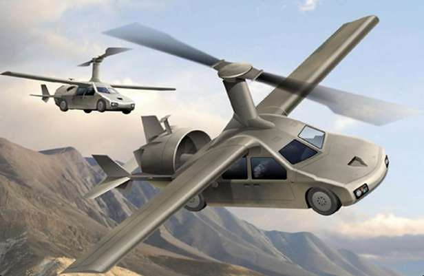 Projekt zaproponowany przez AAI (Fot. AviationWeek.com)