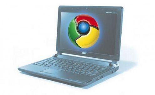 Acer Chrome OS netbook