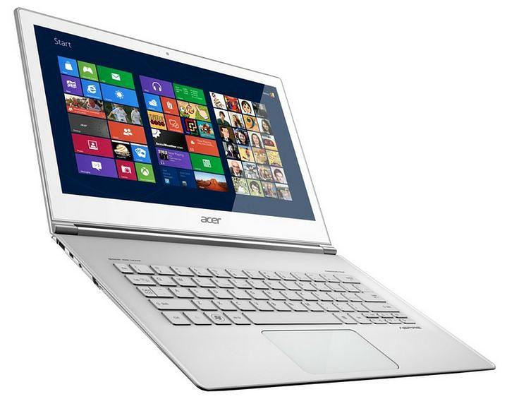 """Acer Aspire S7 - 13,3"""", dotykowe FHD, Gorilla Glass 2 i 12 mm grubości - recenzja niebawem!"""
