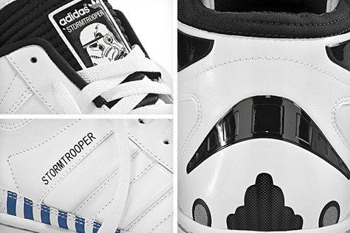 Buty szturmowców od Adidasa