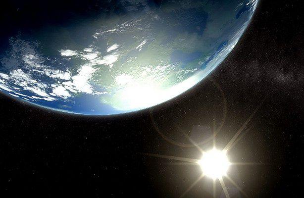 Wodna planeta zaledwie 40 lat świetlnych od nas (fot.: sxc.hu)