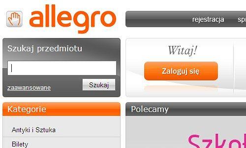 Allegro - generator RSS