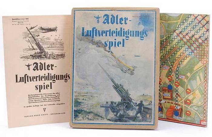 Adler Luftverteidigungsspiel (1941 r.)
