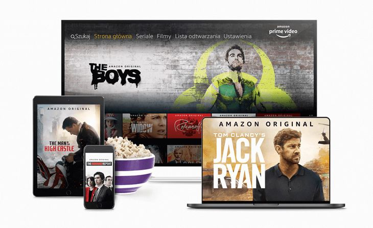 Play z kolejnymi filmowymi promocjami. Amazon Prime Video za darmo dla wszystkich abonentów kontraktowych