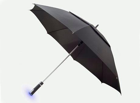 Ambient Umbrella - inteligentny parasol