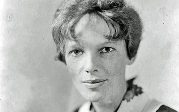 Amelia Earhart (Fot. Wikipedia Commons/Library of Congress)