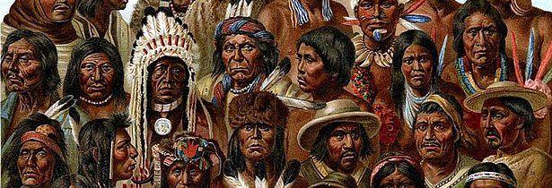 Czy Indianie są rdzennymi mieszkańcami Ameryki? (rys. G. Mülzel)