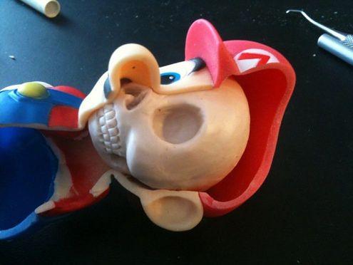 Anatomia Mario