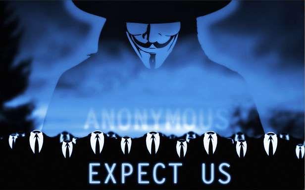 Kolejny sukces Anonimowych? (Fot. Wallz.eu)