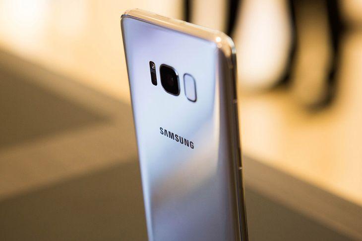 Właściwa obudowa do Samsunga Galaxy S8 pozwala zachować minimalistyczny design urządzenia