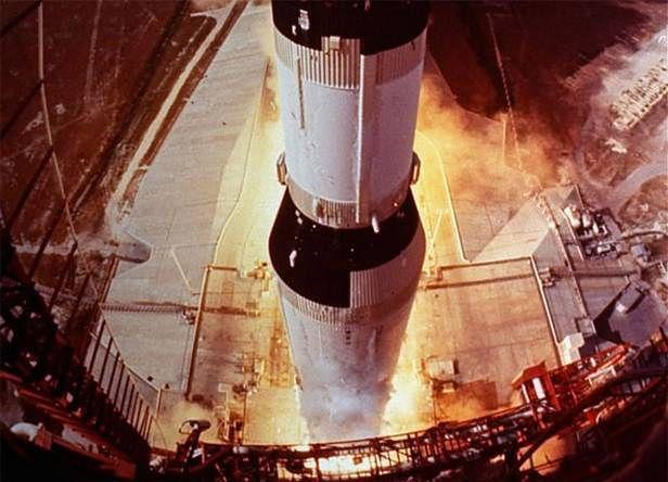Początek misji Apollo 11 (Fot. TechnaBob.com)