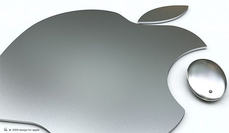 Apple Thin Mouse