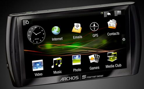 archos-tablet-z-google-android
