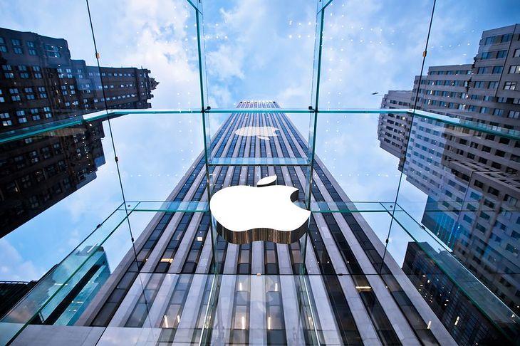 Zdjęcie Apple Store pochodzi z serwisu Shutterstock. Autor: Andrey Bayda