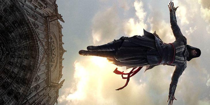 Zdjęcie promocyjne z filmu Assassin's Creed