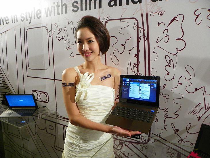 Asus Eee PC X101 (fot. netbooknews.com)