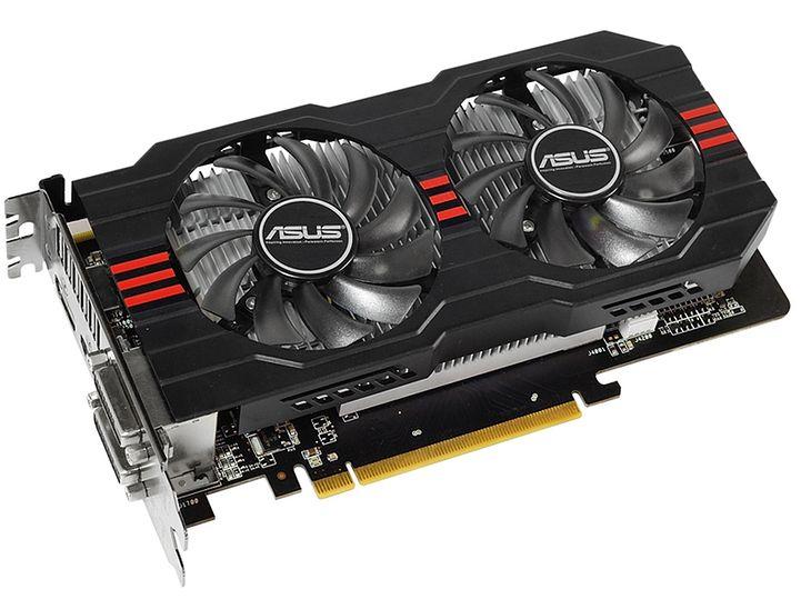 Asus GeForce GTX 650TI Dual Fan - tak ma wyglądać