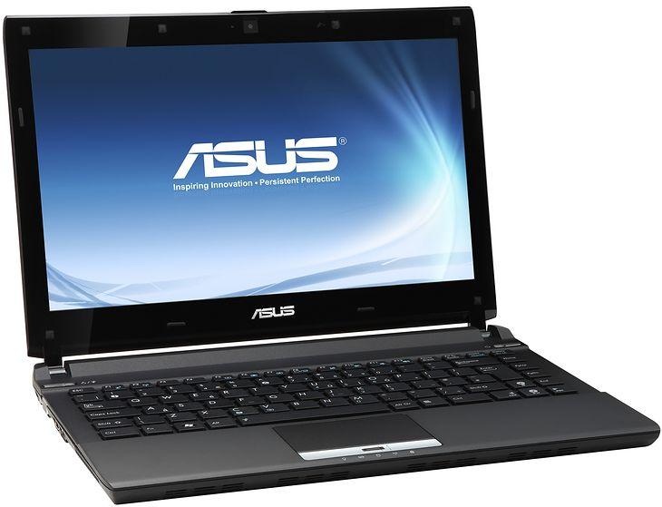 Asus U36Jc (fot. excaliberpc.com)