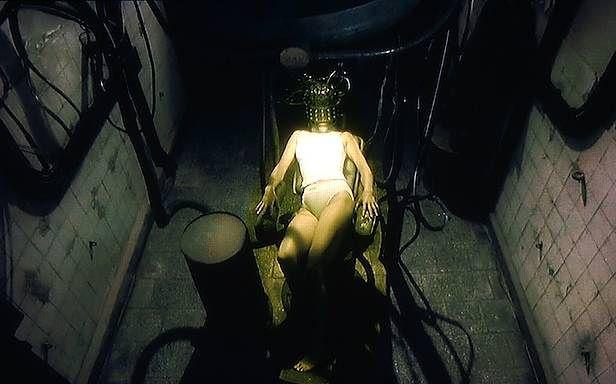 Kadr z filmu Avalon
