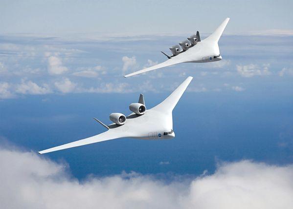 B35 Flying Wing