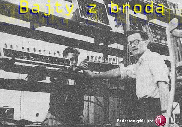 """Naprawianie EMALa, na pierwszym planie Romuald Marczyński (""""Informatyka"""", nr 8-12/1989)"""