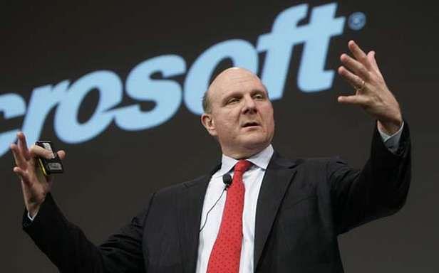 Dokąd zmierza Microsoft pod przewodnictwem Steve'a Ballmera? (Fot. EtNews.com)