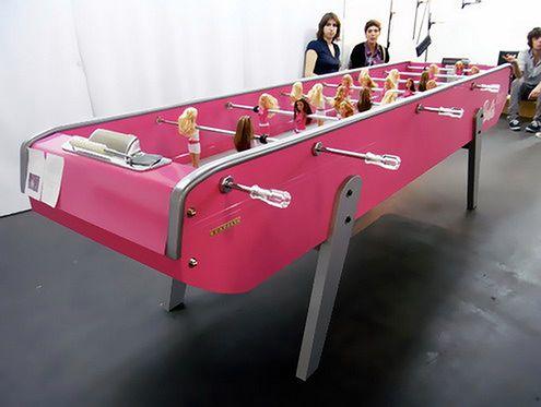 barbie-themed-football-table