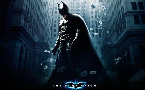 Batman na plakacie promocyjnym
