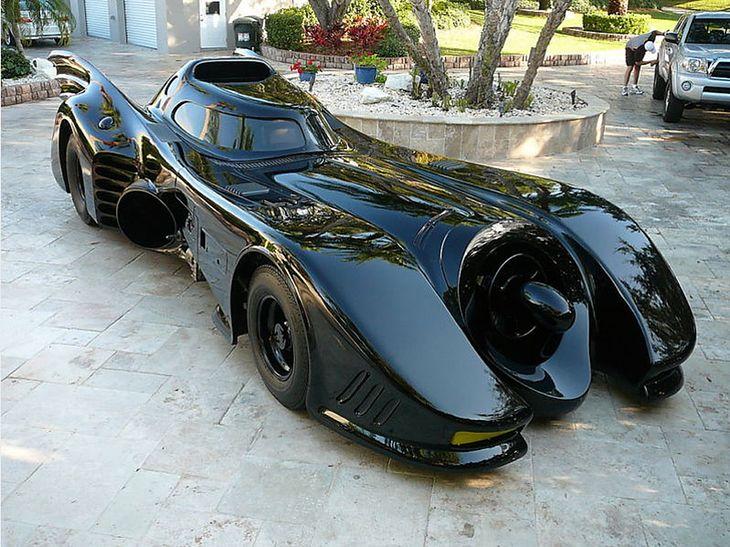 Batmobil z Powrotu Batmana