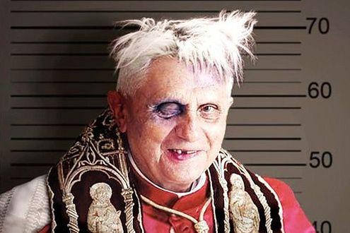 Benedykt XVI (Fot. Facebook)