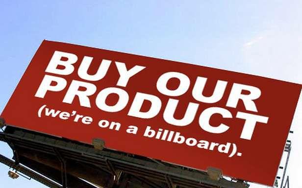 Wielka reklama (Fot. Mikenail.com)