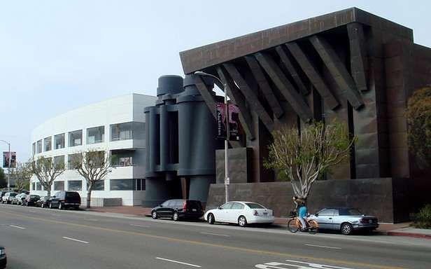 Nowe biura Google'a (Fot. Wikimedia Commons)