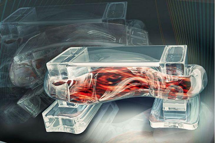 Biorobot z hydrożelu i tkanki mięśniowej