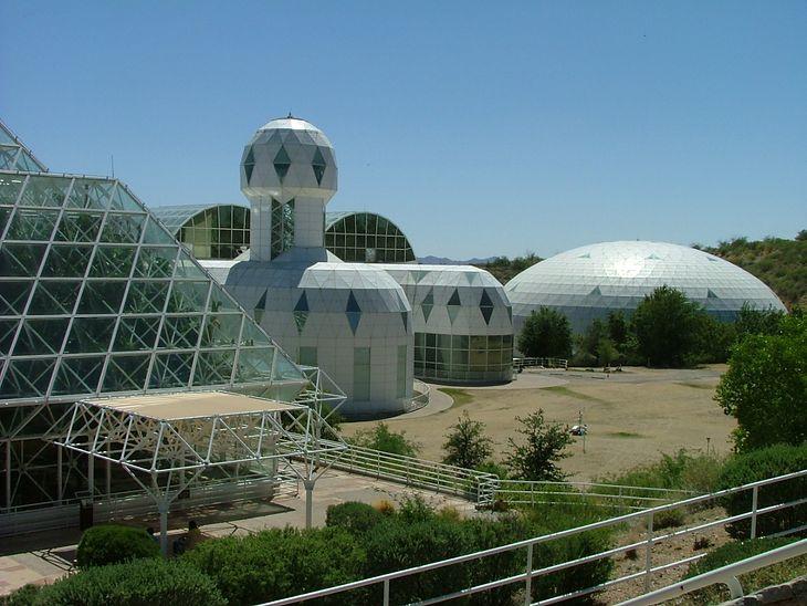 Kompleks budynków Biosphere 2