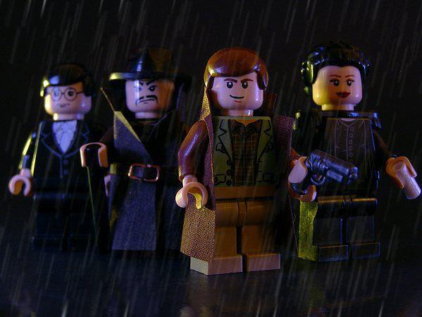Fot. Flickr.com/Legohaulic