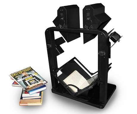 Atiz BookSnap - szybko skanuj książki
