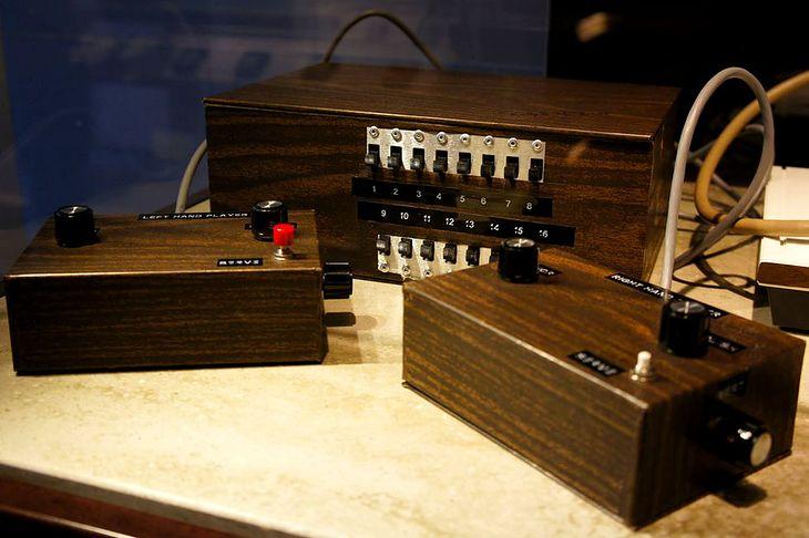 Brown Box - prototyp konsoli Magnavox Odyssey