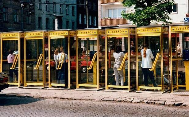 Budki telefoniczne szybko znikają z naszych ulic