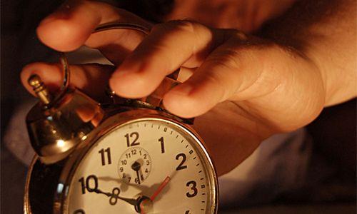 Jak wstawać kiedy dzwoni budzik?