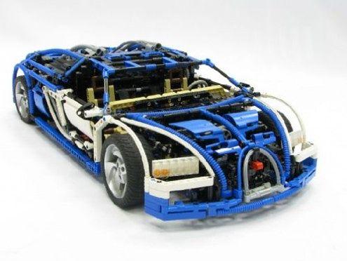 Najdroższa Zabawka Z Lego Bugatti Veyron Wideo Gadżetomaniapl