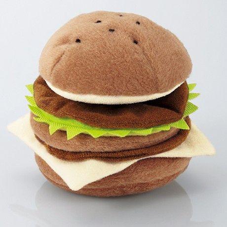 Wytrzyj monitor hamburgerem