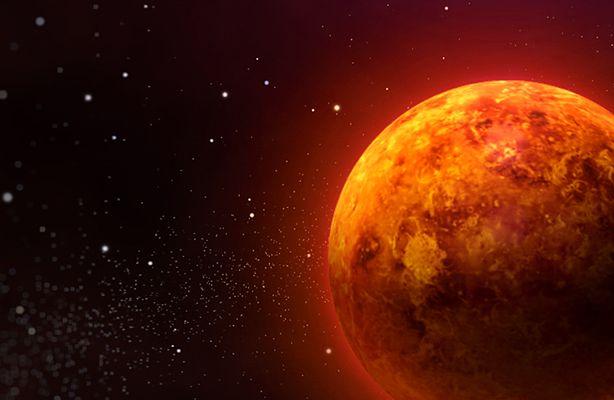 Planeta spalana przez własne słońce (fot.: sxc.hu)