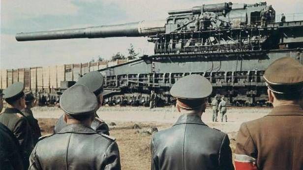 80 cm Kanone 5